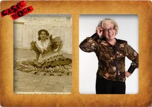 Isabel Cano achava que Bon Scott cantava como uma mulher gorda e negra
